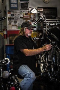 Motorcycle Repair